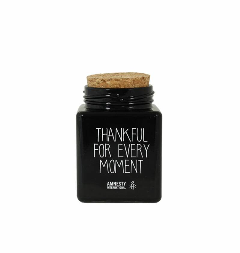 SOJAKAARS - THANKFUL FOR EVERY MOMENT - GEUR: WARM CASHMERE