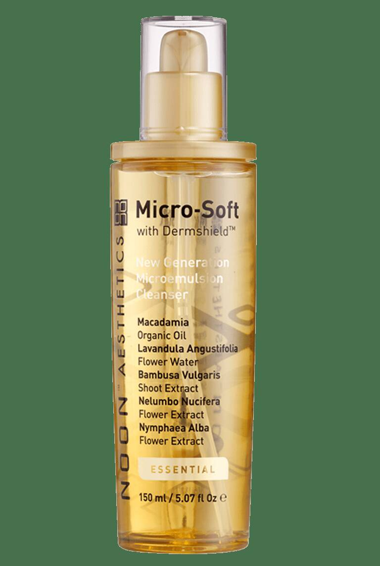 Micro emulsion cleanser