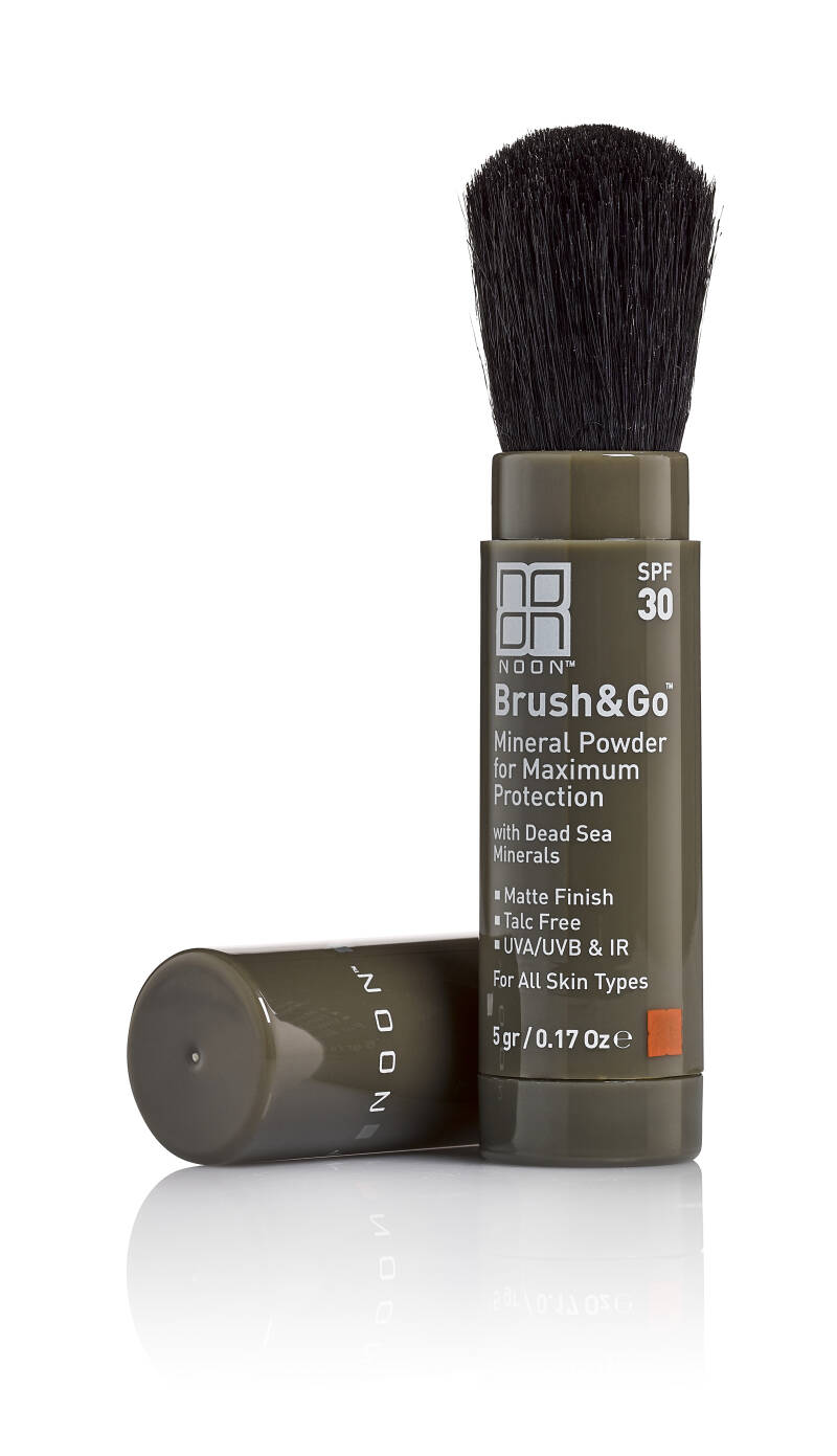 NOON Brush&Go, All skin types