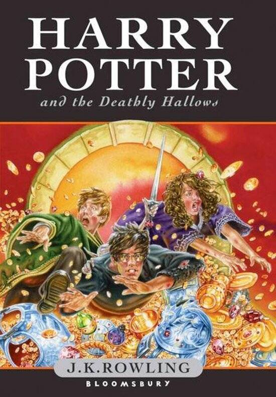 Harry Potter and the Deathly Halow's