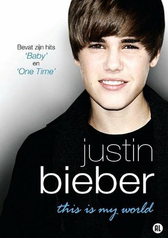 Justin Bieber- this is my world
