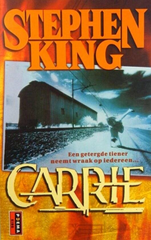 Stephen King- Carrie
