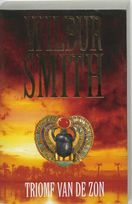 Wilbur Smith- Triomf van de zon