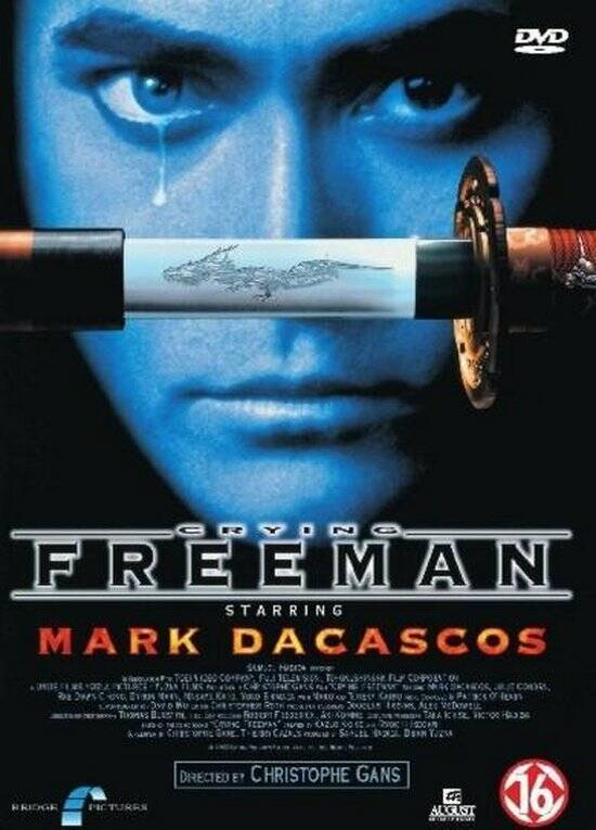 Crying Freeman.