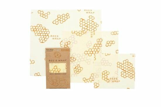 bee's wrap (3pack assorted)