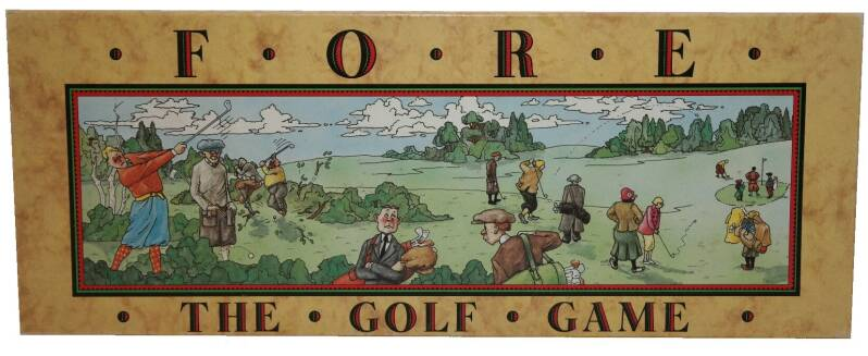 Fore - The golf game