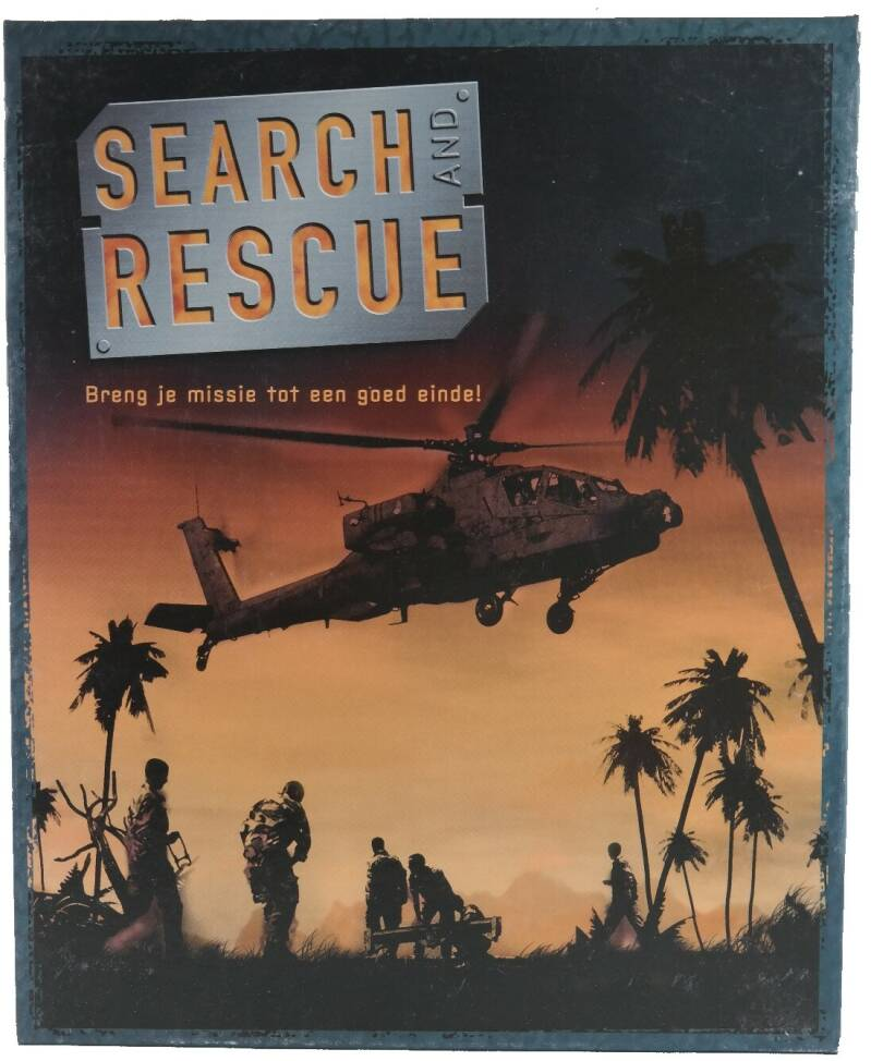 Search and rescue - Breng je missie tot een goed einde!