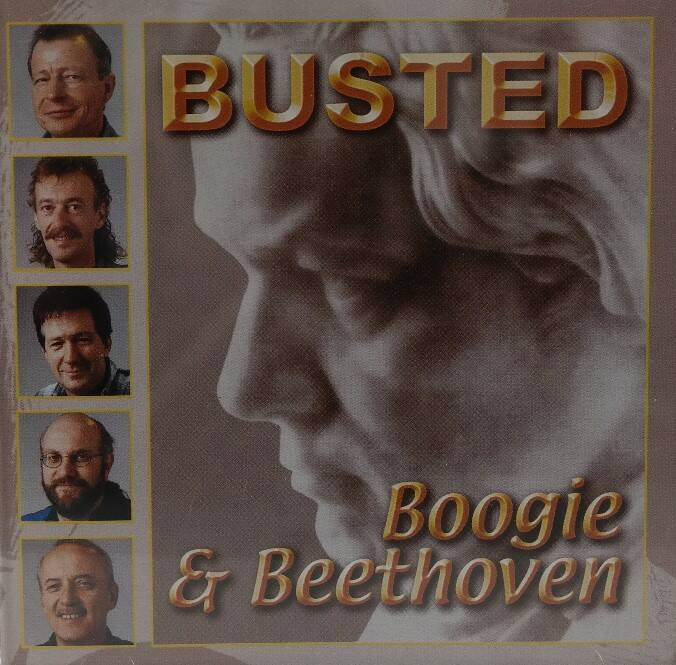 Busted - Boogie & Beethoven