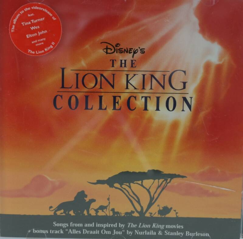 Diverse - Disney's The Lion King Collection