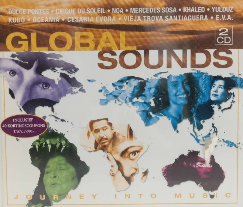 Diverse - Global sounds (2 CD's)