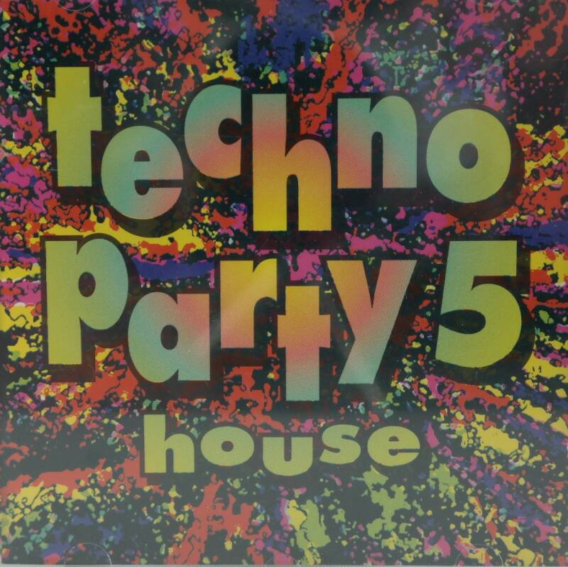 Diverse - Techno Party 5 House