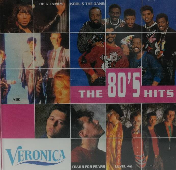 Diverse - The 80's hits (Veronica)