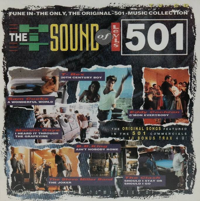 Diverse - The hitsound of Levi's 501