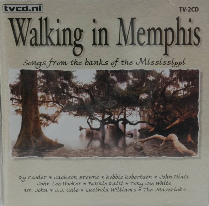 Diverse - Walking In Memphis:  Songs from the banks of the Mississippi (2 CD's)