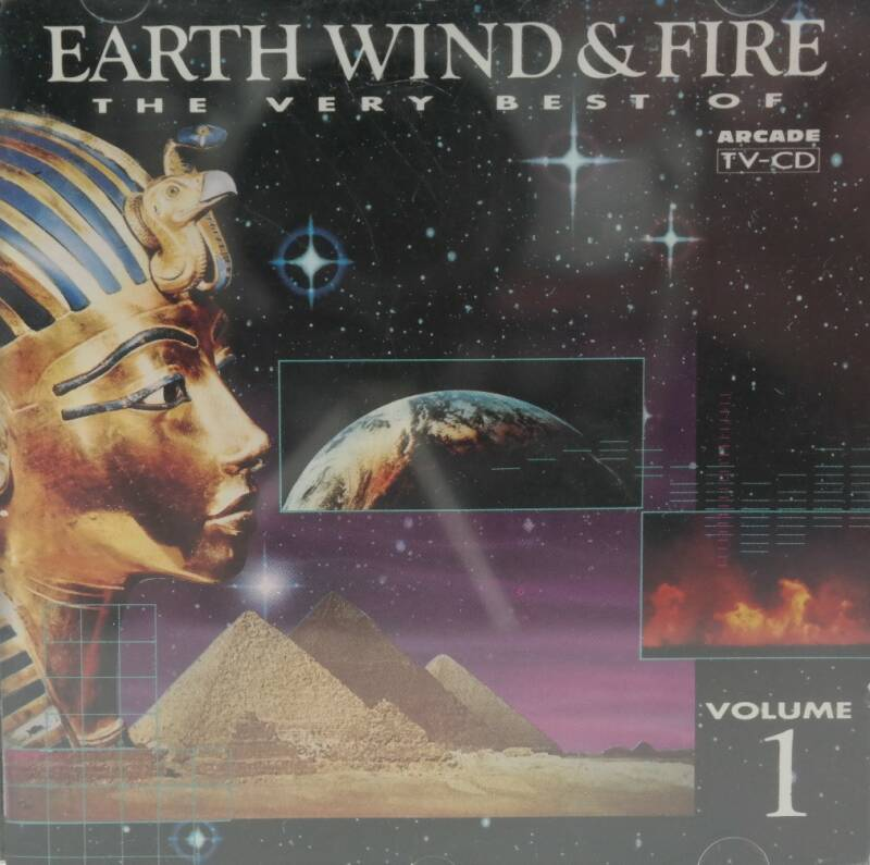 Earth, Wind & Fire - The Very Best Of (Volume 1)