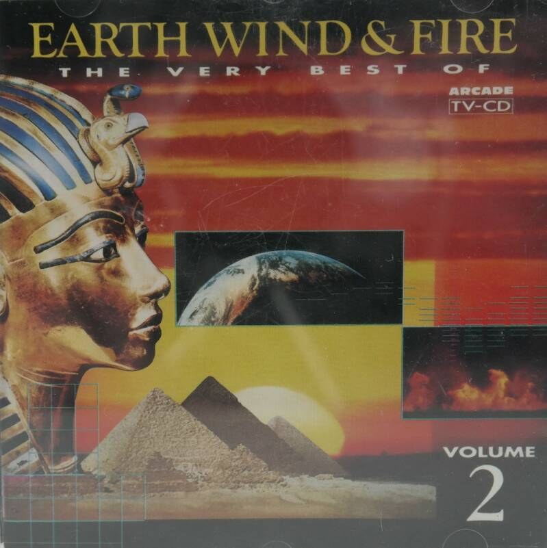 Earth, Wind & Fire - The Very Best Of (Volume 2)