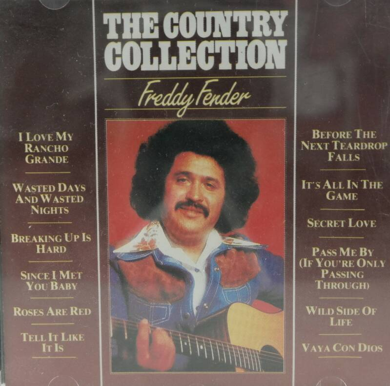 Freddy Fender - The country collection