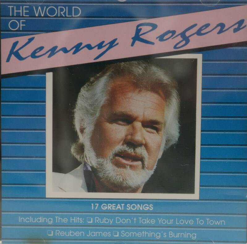 Kenny Rogers - The world of Kenny Rogers 17 great songs
