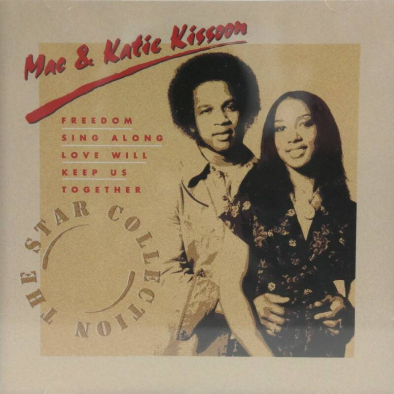 Mac & Katie Kissoon - The star collection