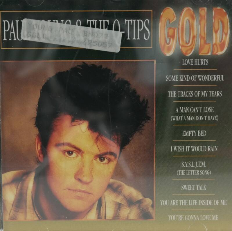 Paul Young & The Q-tips - Gold
