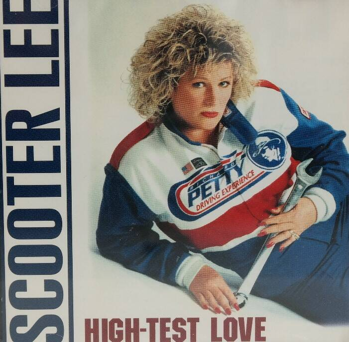 Scooter Lee - High-test love