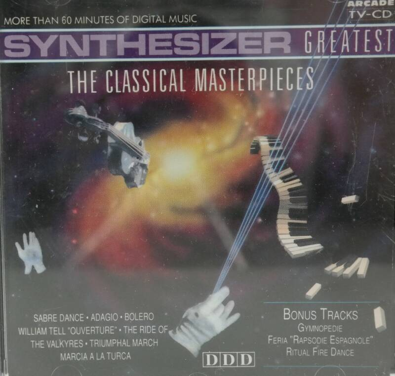"""Synthesizer greatest """"The classical masterpieces"""""""