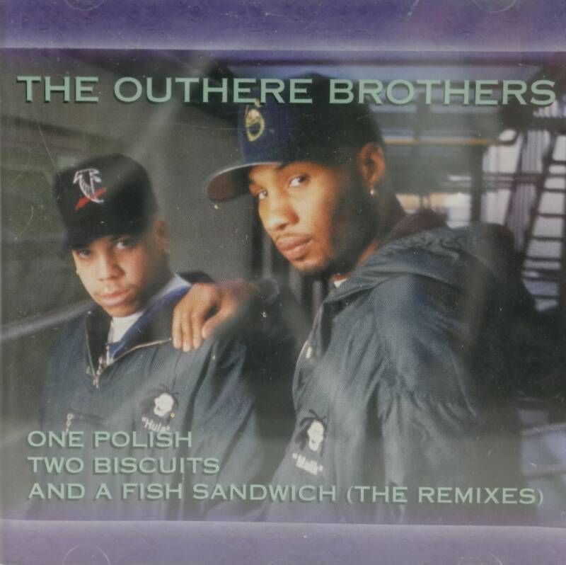 The Outhere Brothers – 1 polish, 2 biscuits & a fish sandwich (The remixes)