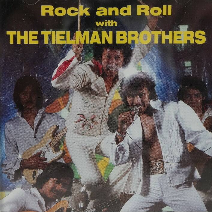 The Tielman Brothers - Rock and roll
