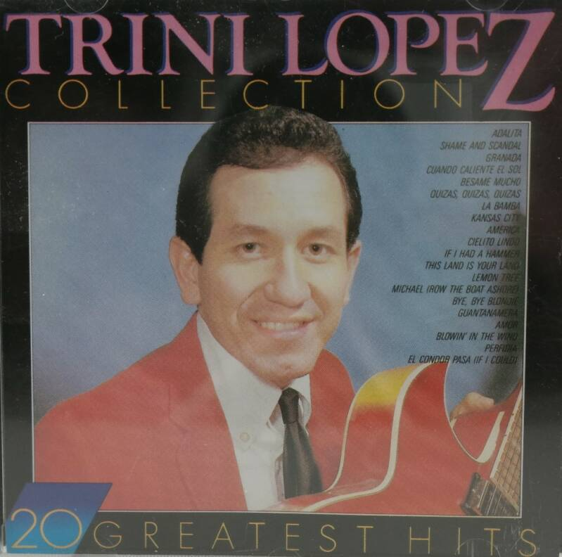 Trini Lopez Collection - 20 greatest hits