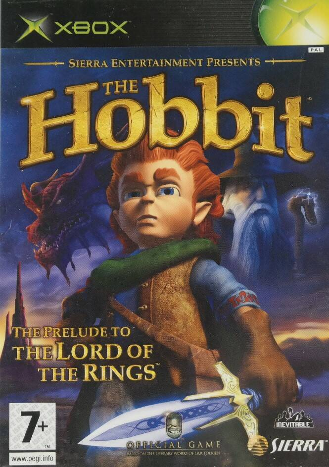 The hobbit - The prelude to the lord of the rings