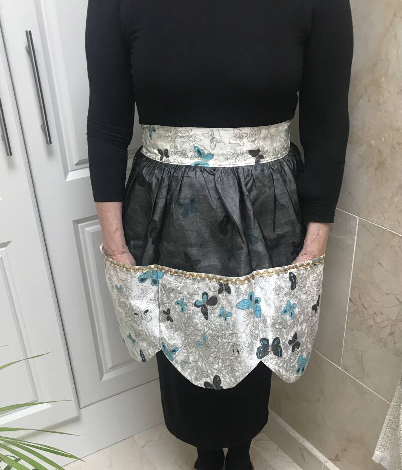 1950s Doris Day Style Butterfly Apron Was €35 now €25