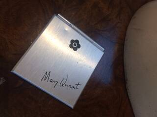 Vintage Mary Quant Compact