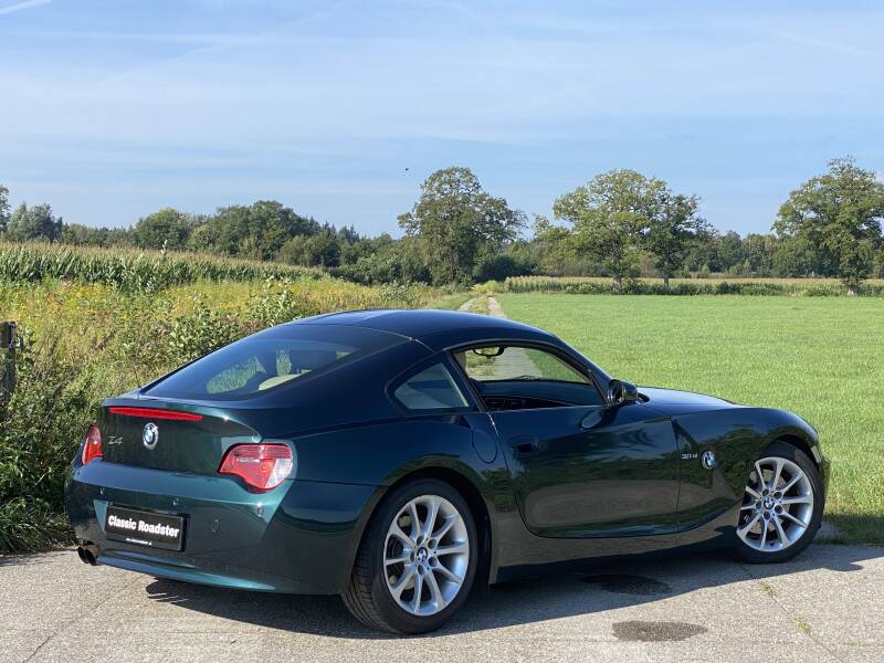 VERKOCHT! BMW Z4 COUPE 3.0si 6 CILINDER 265PK, CRUISE CONTROL