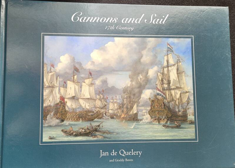 Cannons and Sail, 17th Century