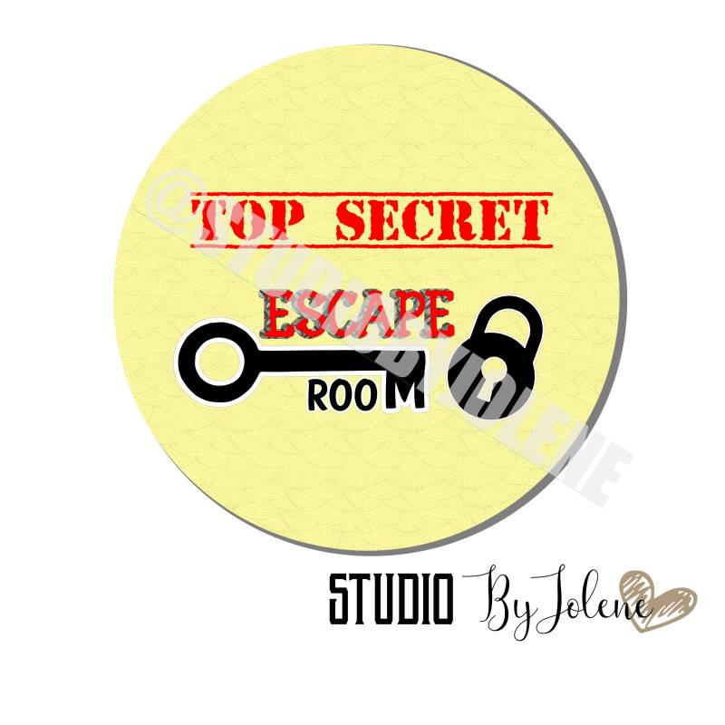 STICKERS || ESCAPEROOM