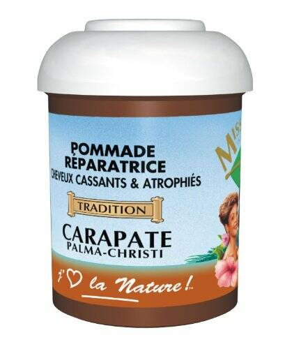 Miss Antilles International Pommade Nourrissante Nourishing Pomade Carapate Palma Christi (125ml)