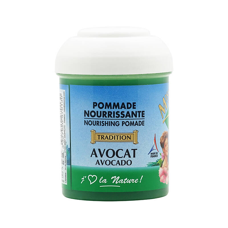 Miss Antilles International Pommade Nourrissante - Nourishing Pomade Avocado (125ml)