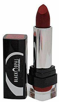 Black Opal Color Splurge Lipstick Risque Cream Rich Red (180)