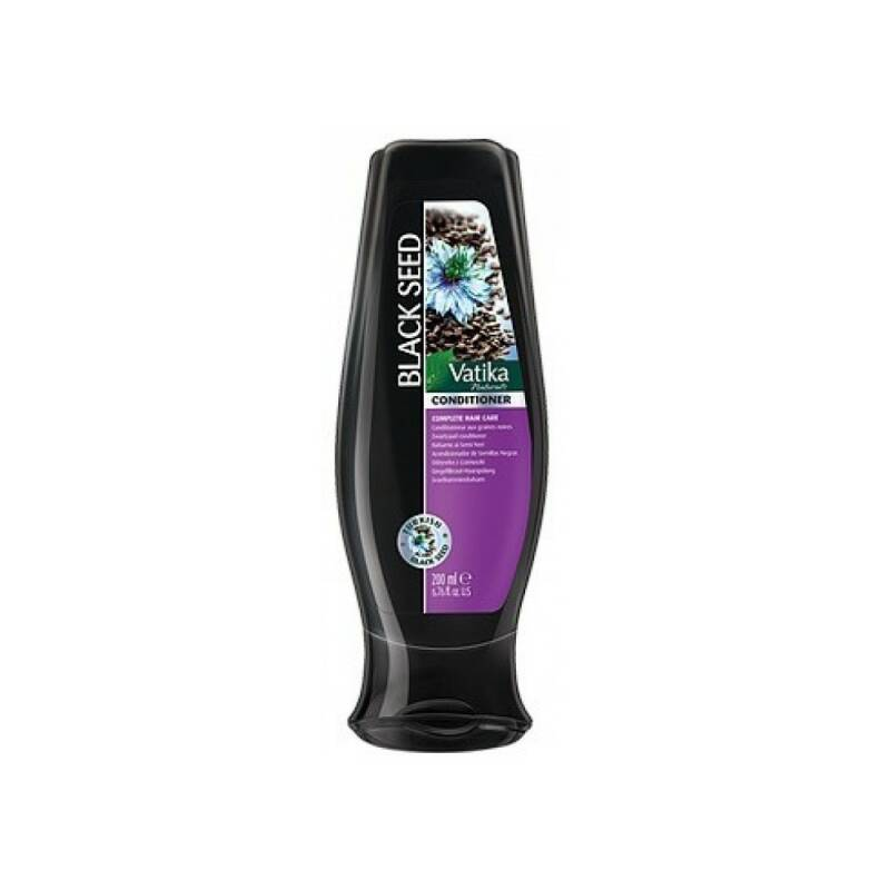 Vatika Naturals Black Seed Conditioner Complete Hair Care (200ml)