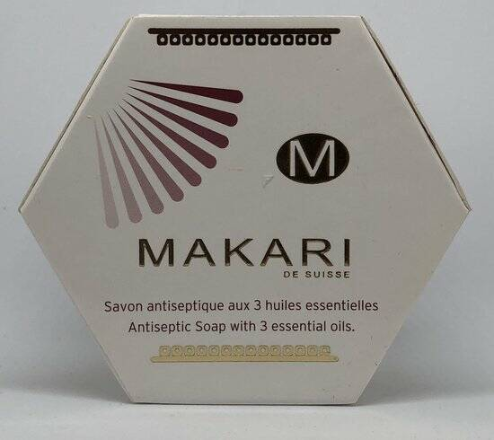 Makari Antiseptic Soap with 3 essential oil