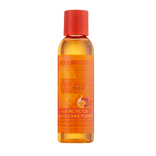 Creme Of Nature Heat Defense Smooth & Shine Polisher With Argan Oil (118ml)