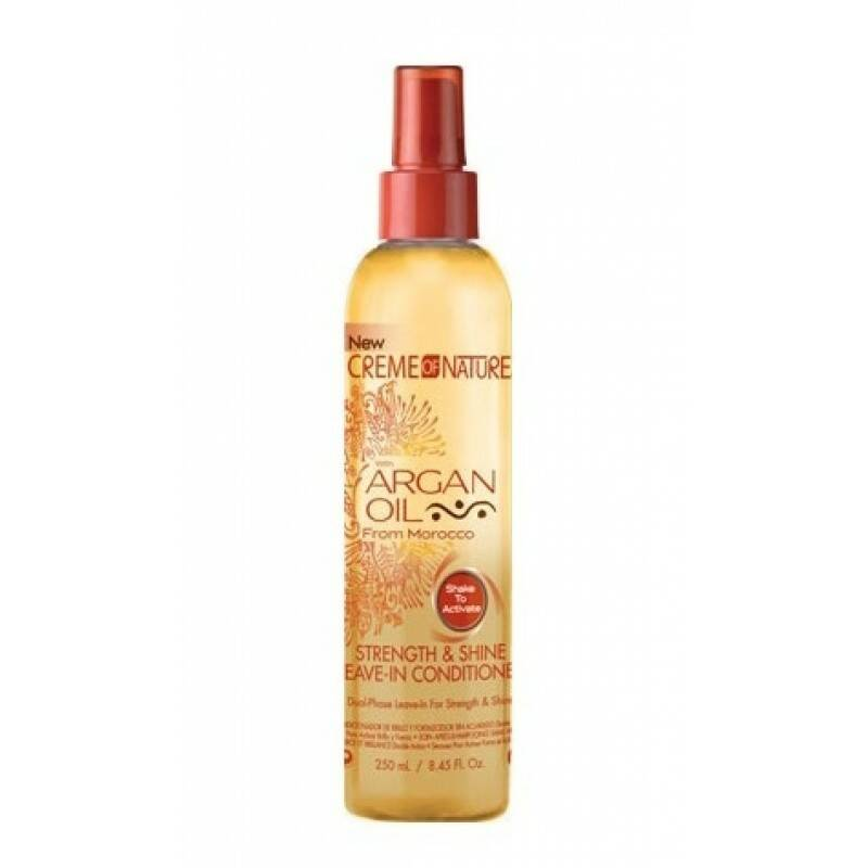 Creme Of Nature Strength & Shine Leave-in Conditioner (250ml)