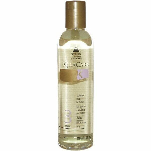 KeraCare Essential Oils For the Hair (240ml)