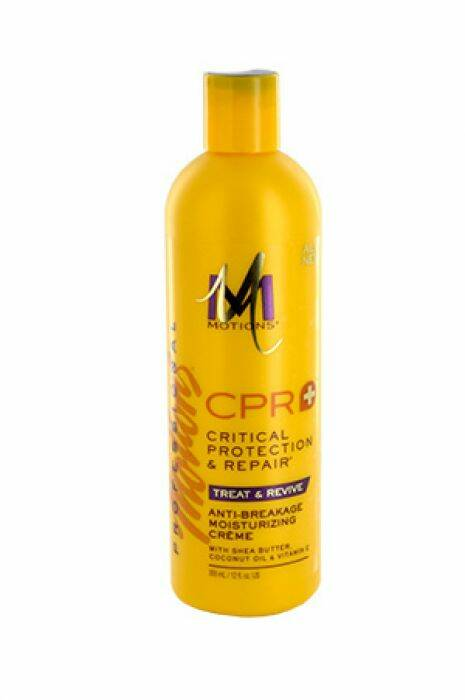 Motions CPR+ Critical Protection & Repair Treat & Revive Anti-Breakage Moisturizing Créme (355ml)