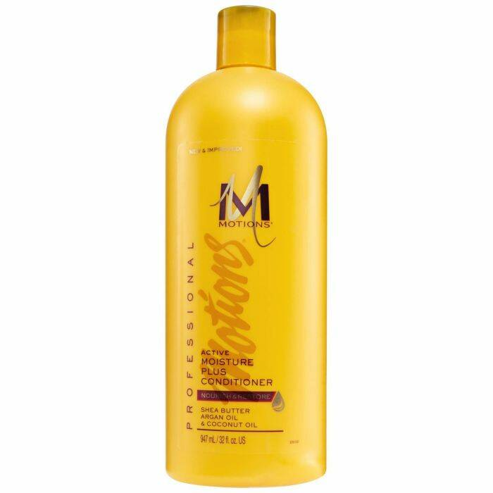 Motions Active Moisture Plus Conditioner With Sea Butter, Argan & Coconut Oil (947ml)