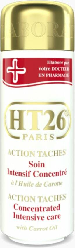HT26 Paris Action Taches Soin Intensif Concentré à L'Huile De Carrotte Concentrated Intensive Care With Carrot Oil (500ml)