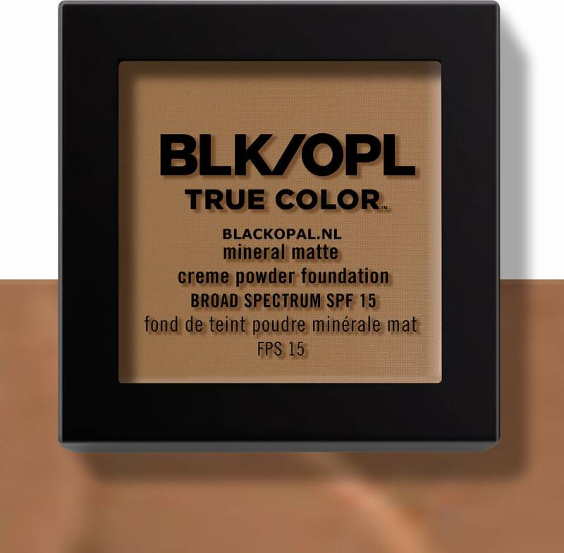 Black Opal Mineral Matte Cream Foundation Heavenly Honey (240)