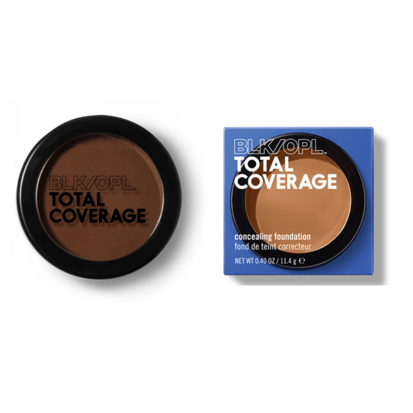 Black Opal Total Cover Concealing Foundation Truly Topaz (340)