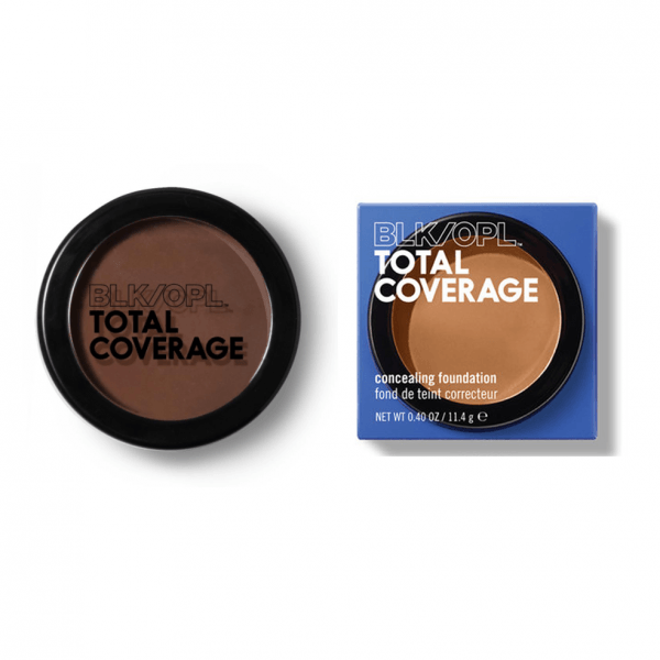 Black Opal Total Cover Concealing Foundation Nutmeg (420)