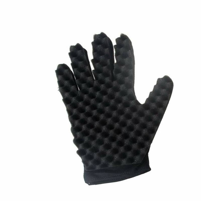 MAGIC SPONGE BRUSH WAVE GLOVES
